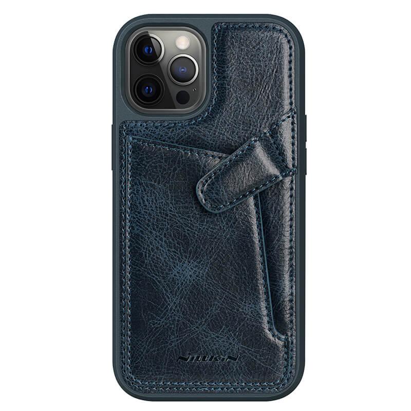 خرید اینترنتی [با تخفیف] کاور نیلکین مدل AOGE-12PRMX-12MX مناسب برای گوشی موبایل اپل IPHONE 12 PRO MAX اورجینال