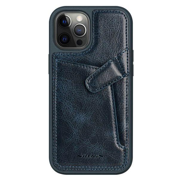کاور نیلکین مدل AOGE-12PRMX-12MX مناسب برای گوشی موبایل اپل IPHONE 12 PRO MAX