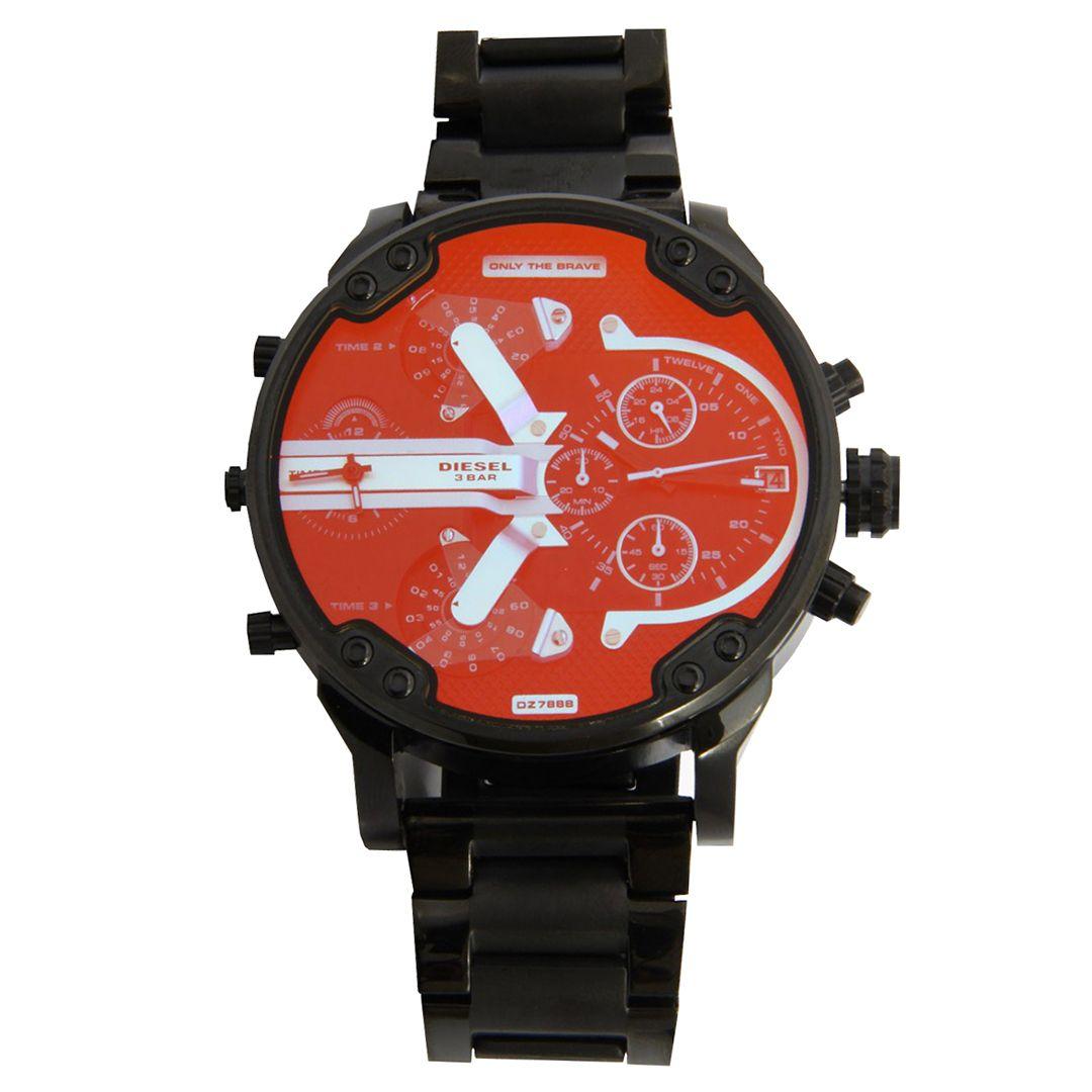 ساعت مچی عقربه ای مردانه دیزل مدل DZ 4389 -  - 2