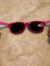 عینک آفتابی دخترانه کد S802 -  - 4