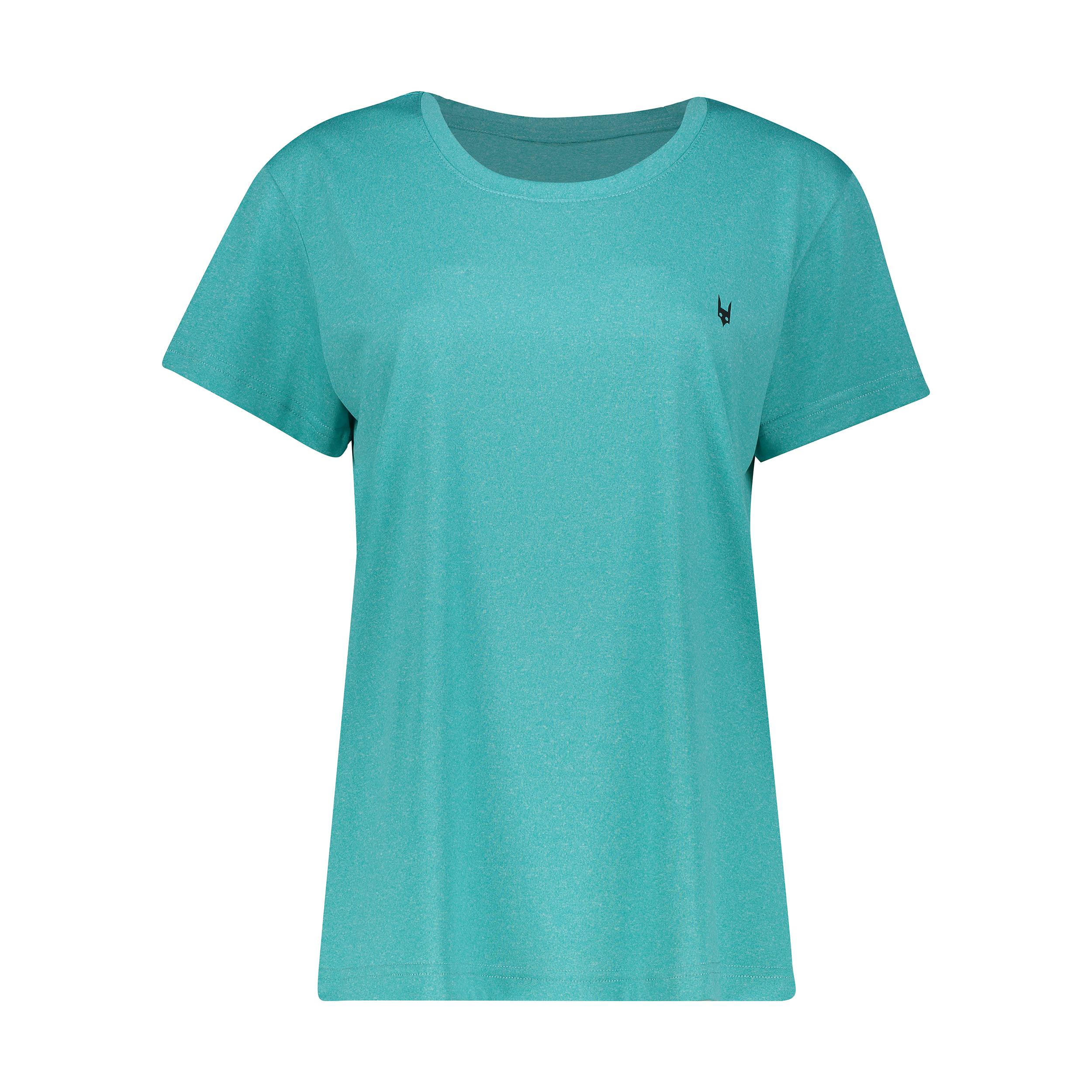 تی شرت ورزشی زنانه مل اند موژ مدل W06341-407
