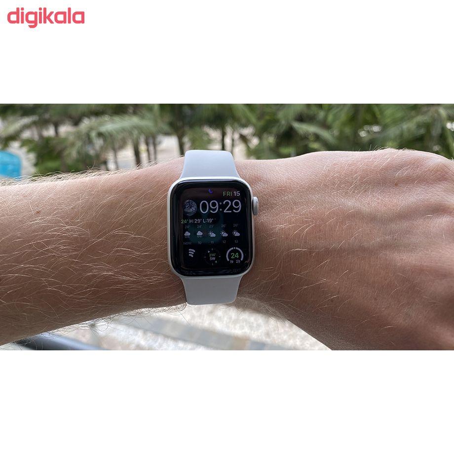 ساعت هوشمند اپل واچ سری 5 مدل 44m Space  Aluminum Case  Sport Band main 1 28