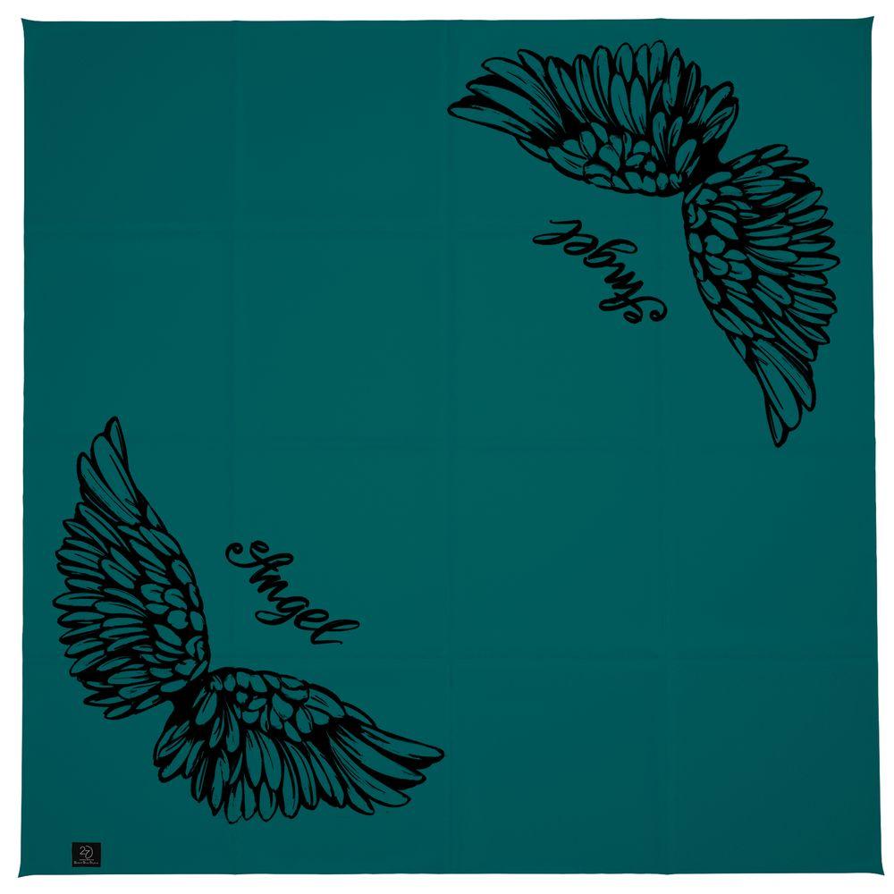 روسری زنانه 27 طرح angel کد H08
