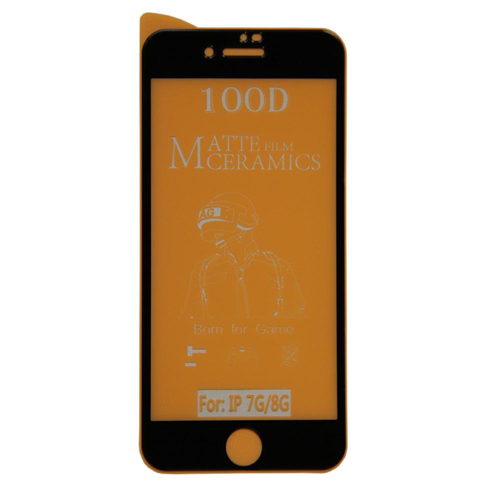 محافظ صفحه نمایش مات مدل CR مناسب برای گوشی موبایل اپل iphone 7/ 8