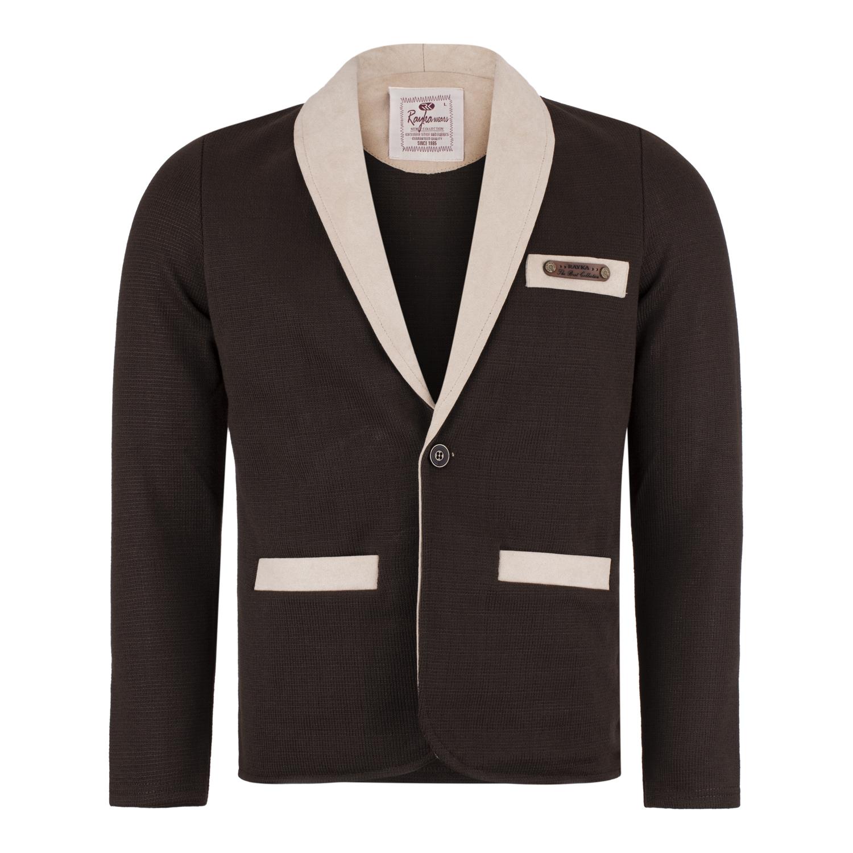 کت تک مردانه رایکا کد 1410Br-02