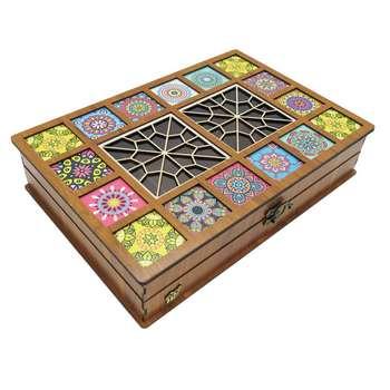 جعبه هدیه لوکس باکس کد LB046
