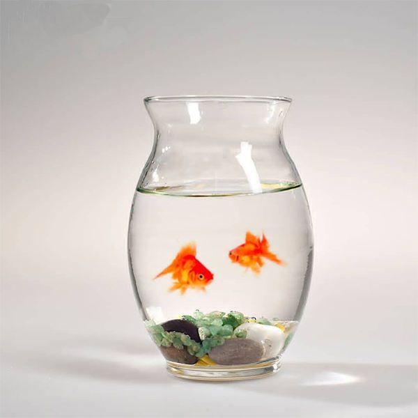 تنگ ماهی شیشه ای مدل هفت سین thumb 2 2