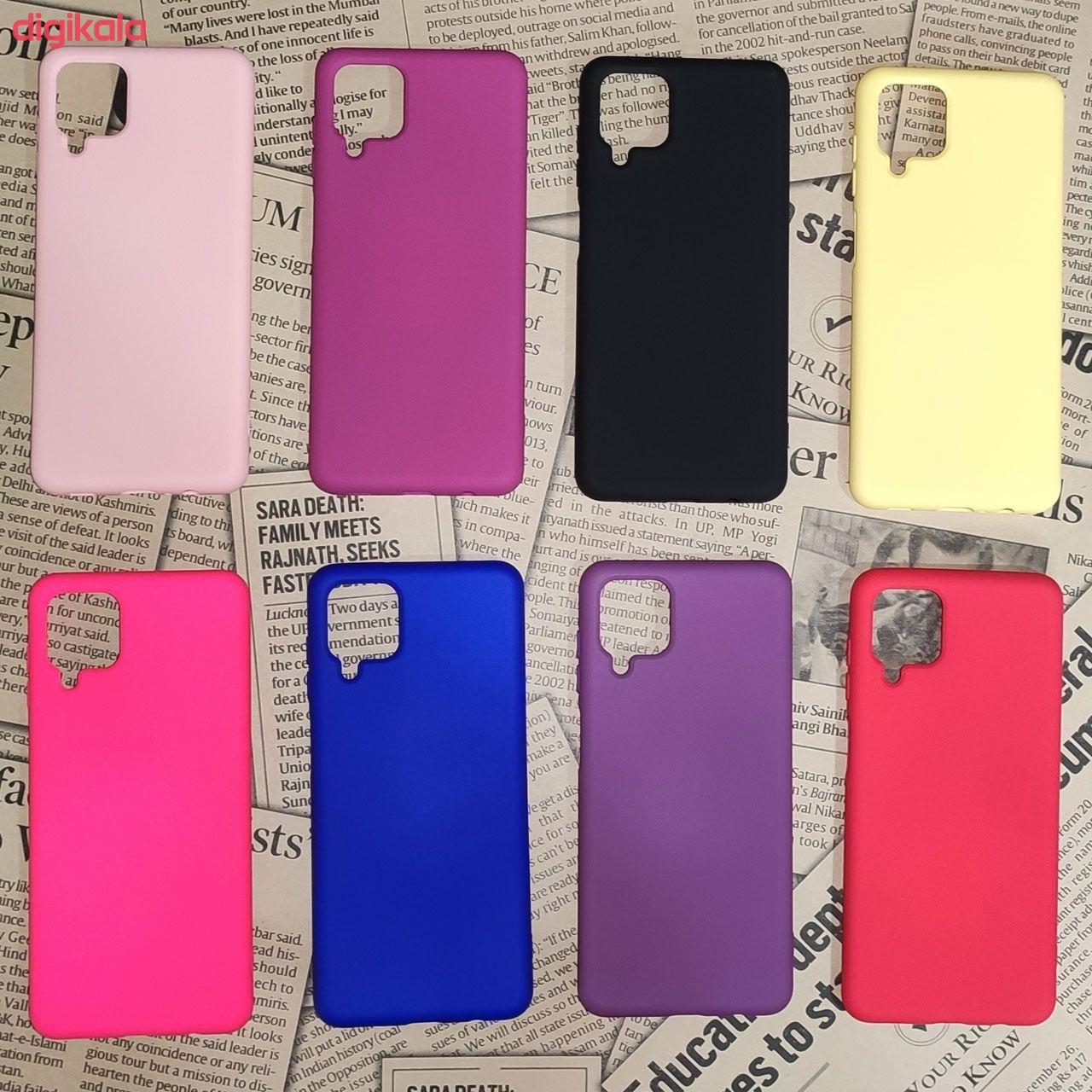 کاور مدل SLCN مناسب برای گوشی موبایل سامسونگ Galaxy A12 main 1 1