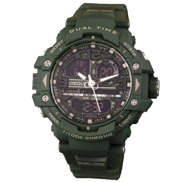 ساعت مچی عقربه ای مردانه یونیک مدل 2618
