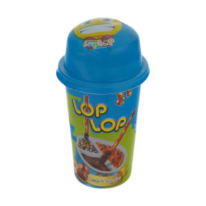 خوراکی شانسی کاکائو چوب شور و ترافل لپ لپ