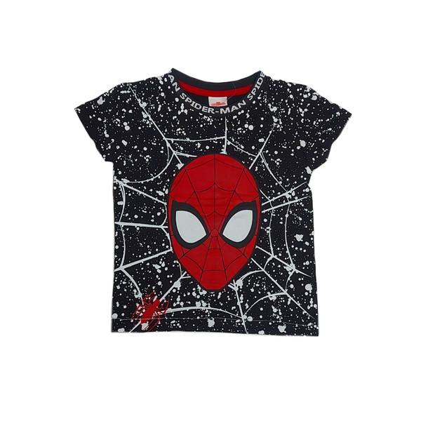 تیشرت پسرانه مارول مدل مرد عنکبوتی کد 0292