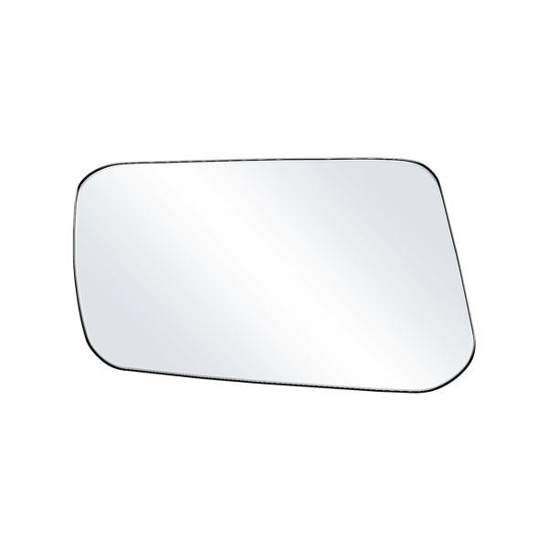 شیشه آینه جانبی چپ خودرو تی بی ای مدل T09-82040 مناسب برای پراید