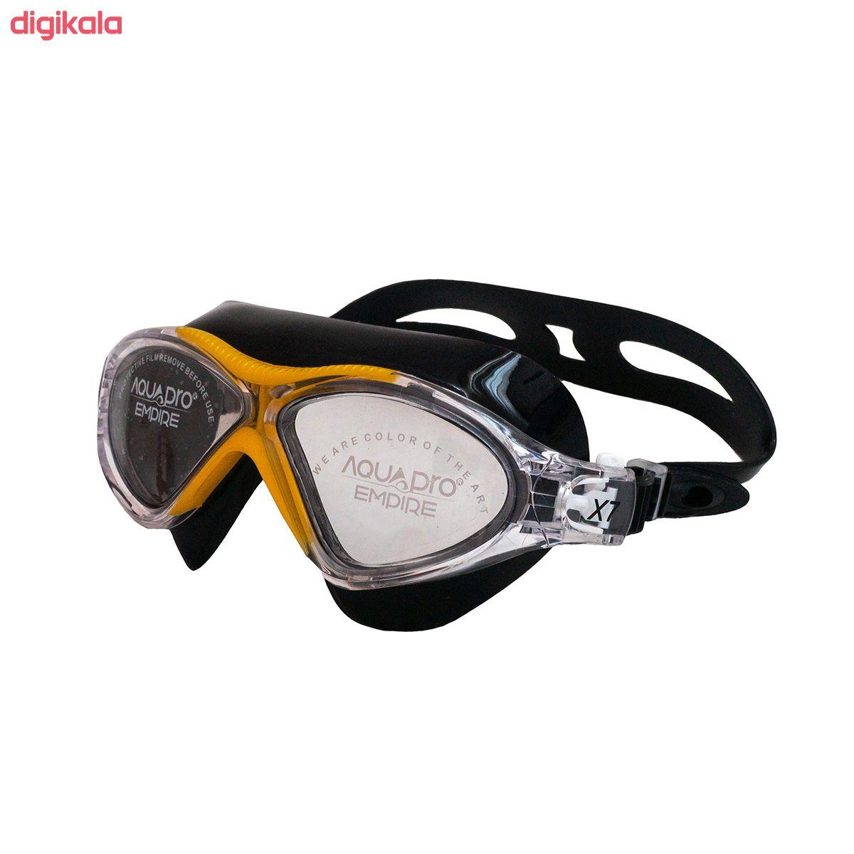عینک شنا اکوا پرو مدل X7 main 1 5