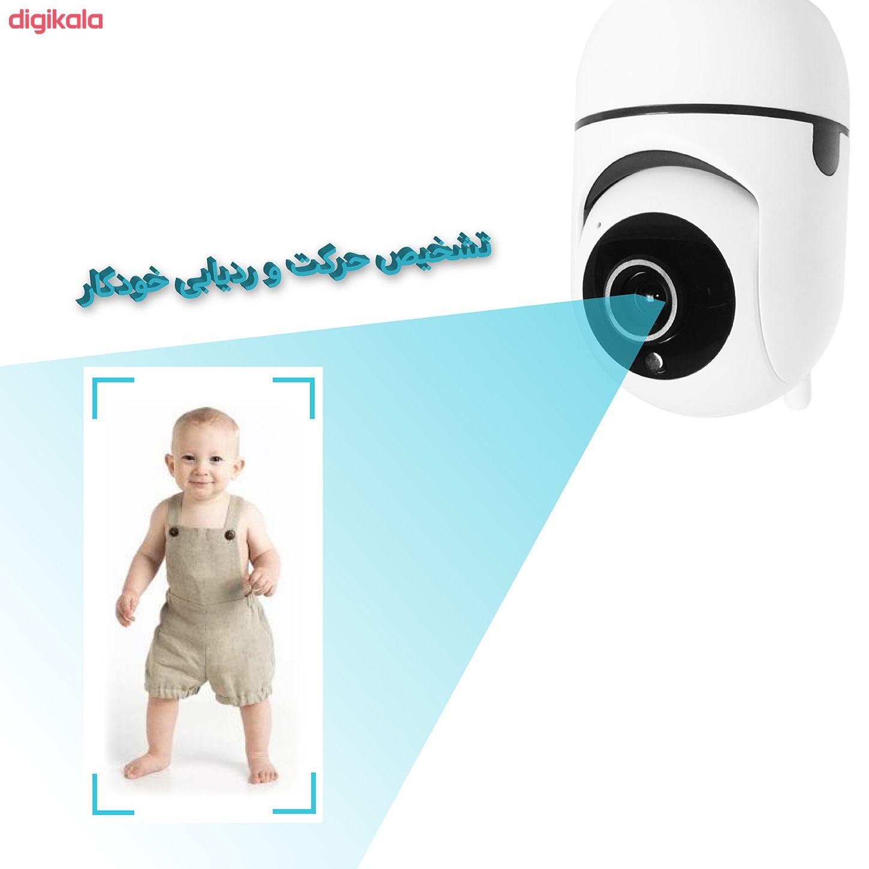 دوربین کنترل کودک مام مدل QWB-360EYES main 1 2