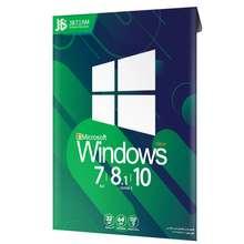 سیستم عامل Windows Collection 7 / 8.1 /10 New نشر جی بی تیم