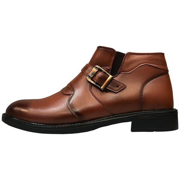 نیم بوت مردانه کفش سعیدی مدل sa 116