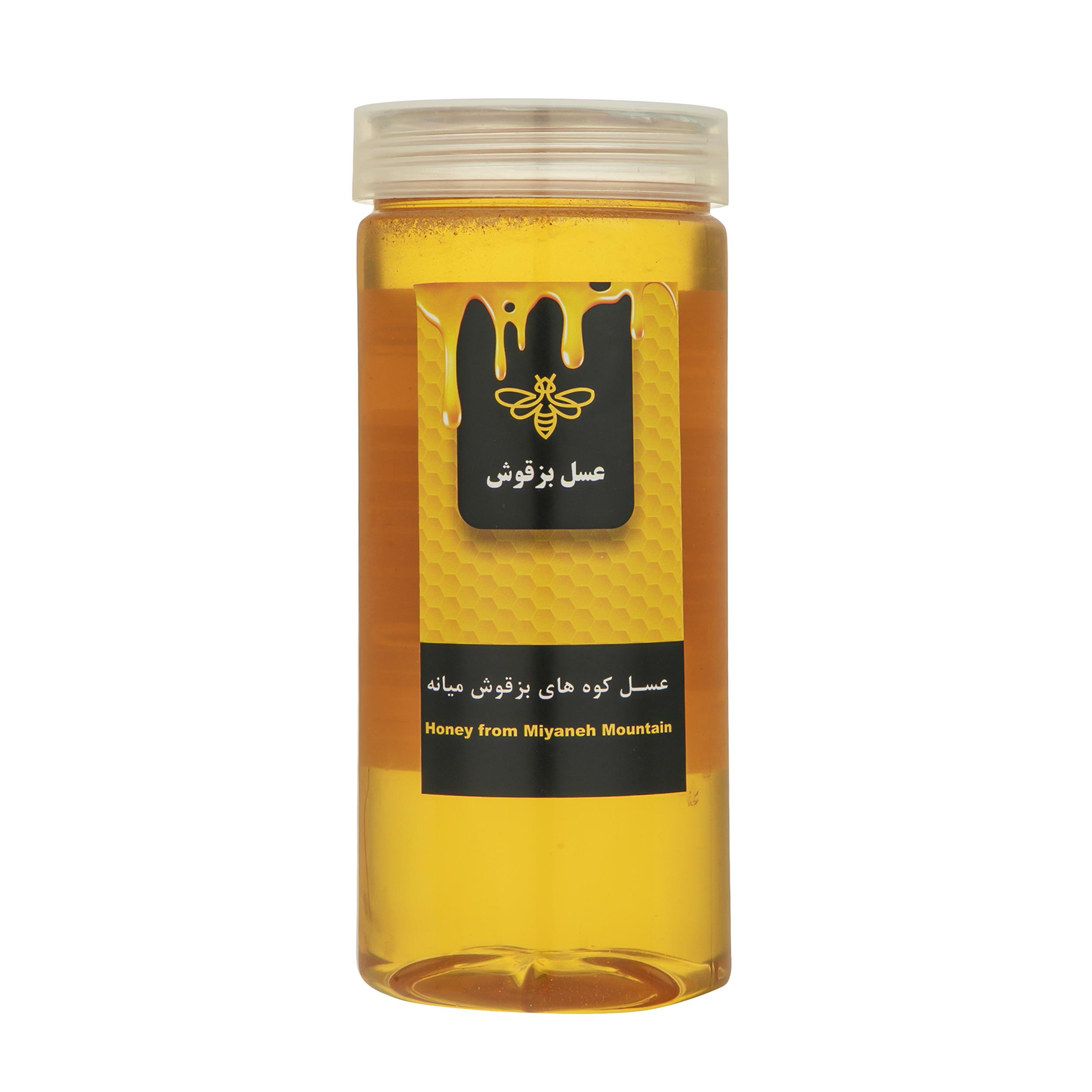 عسل کوه های بزقوش - 1000 گرم