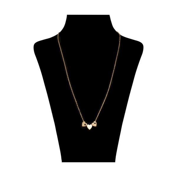 گردنبند طلا 18 عیار زنانه مدیسا مدل N3010