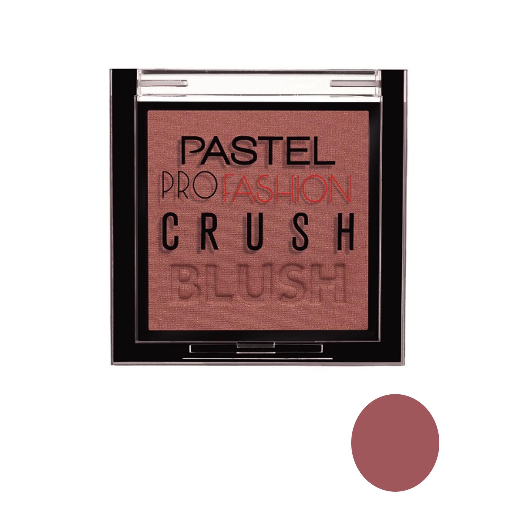 رژ گونه پاستل مدل Crush شماره 308