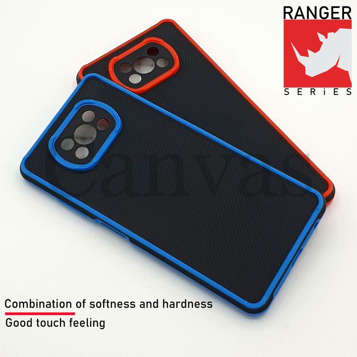 کاور کانواس مدل RANGER مناسب برای گوشی موبایل شیائومی Mi POCO X3 NFC thumb 2 3