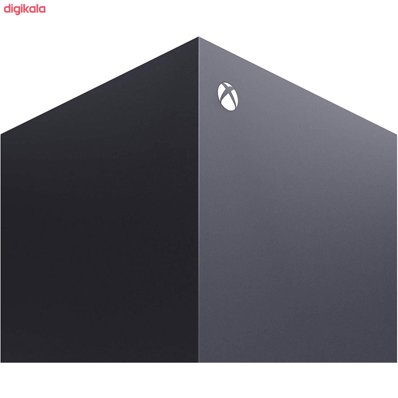 کنسول بازی مایکروسافت مدل XBOX SERIES X ظرفیت 1 ترابایت main 1 5