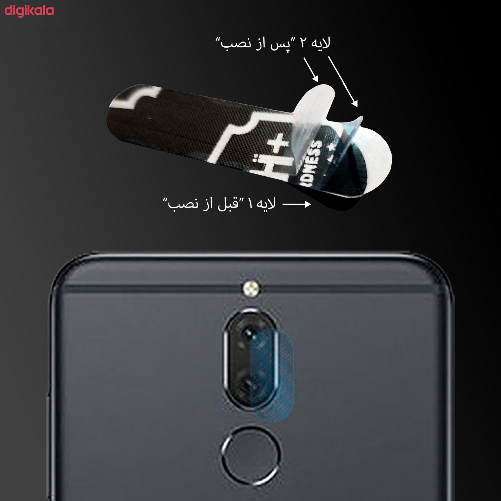 محافظ لنز دوربین مدل bt-13 مناسب برای گوشی موبایل شیائومی Redmi Note 9 main 1 1