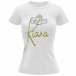 تی شرت آستین کوتاه زنانه مدل کیانا کد 88 AAAS