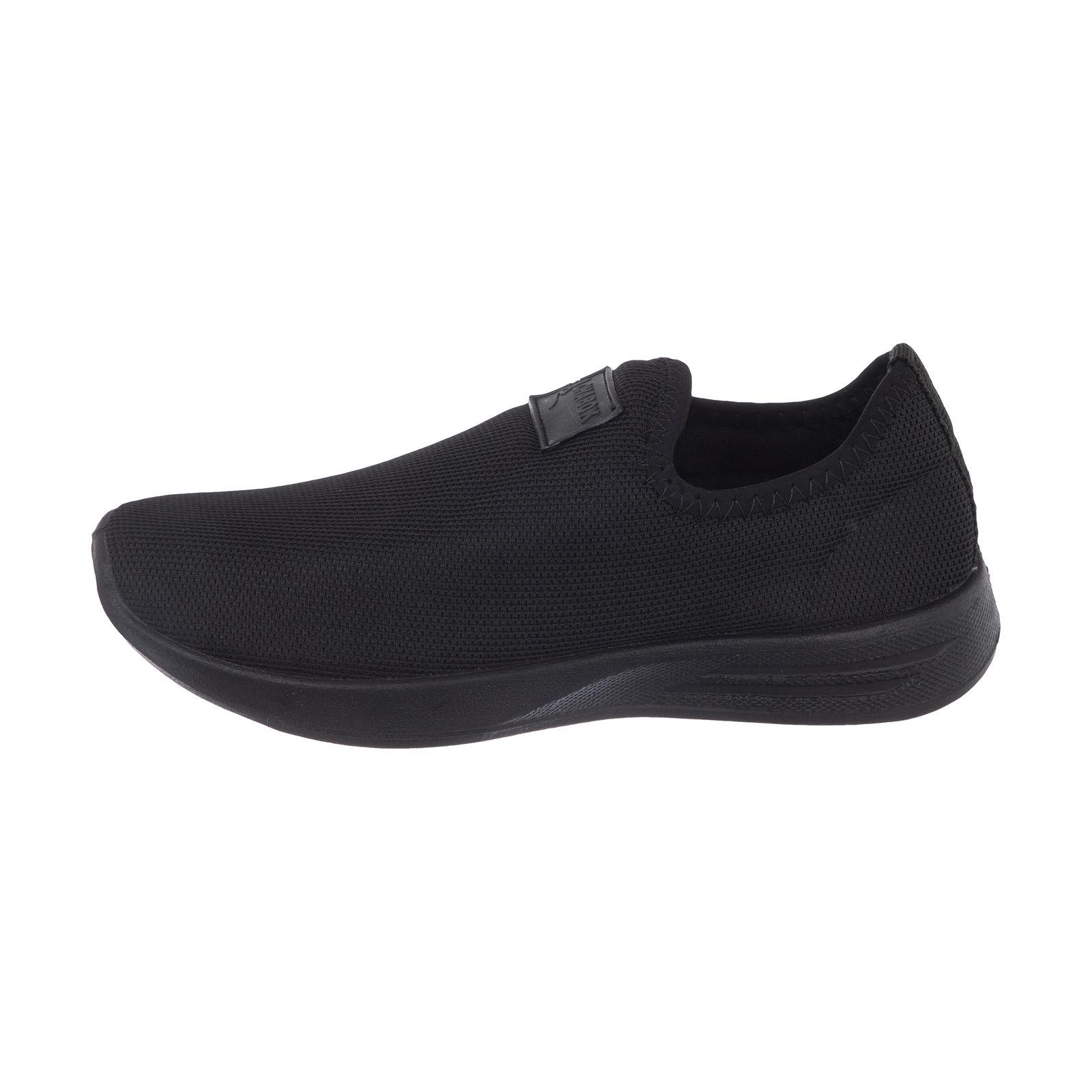 کفش راحتی چابک مدل رامش رنگ مشکی -  - 2