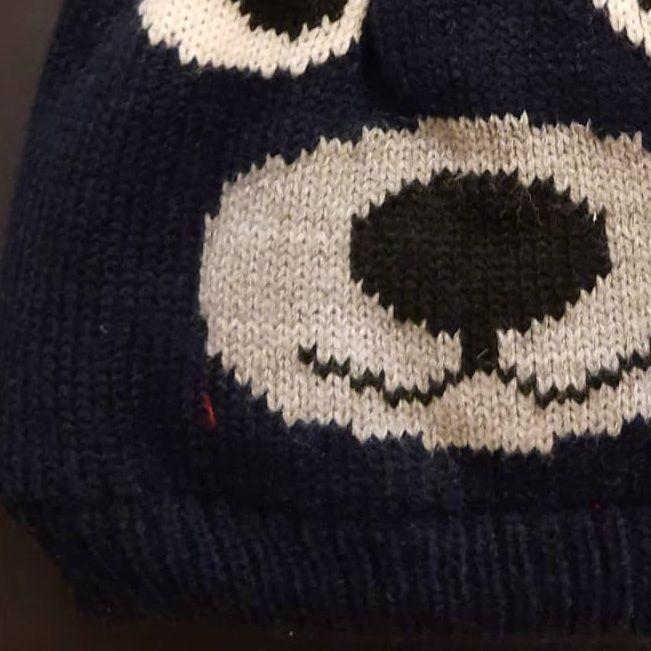 کلاه بافتنی نوزادی لوپیلو کد KN107 -  - 4