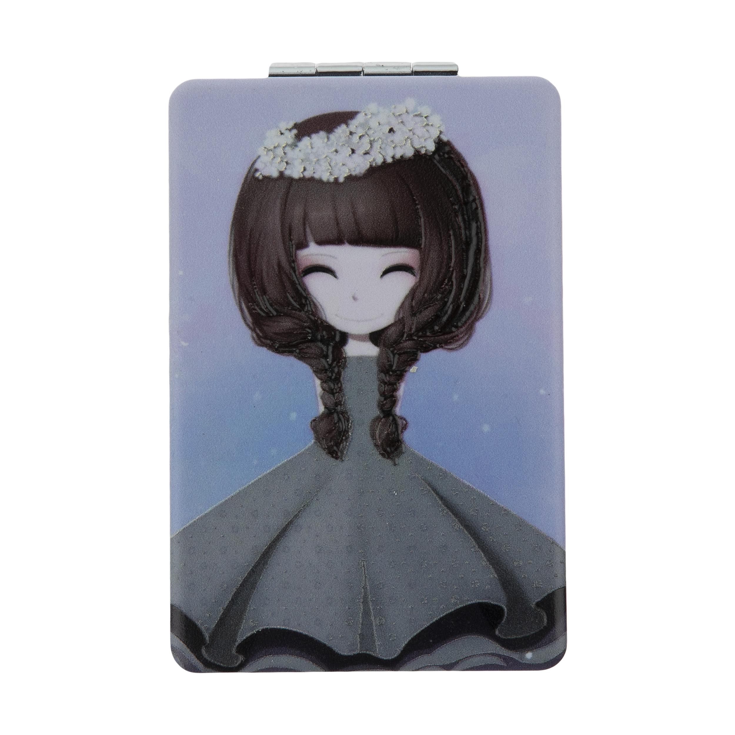 خرید                       آینه جیبی مدل BABY GIRL کد 32