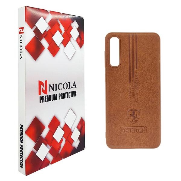 کاور نیکلا مدل N_FRE مناسب برای گوشی موبایل سامسونگ Galaxy A50