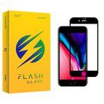 محافظ صفحه نمایش فلش مدل +HD مناسب برای گوشی موبایل اپل iPhone 8 Plus