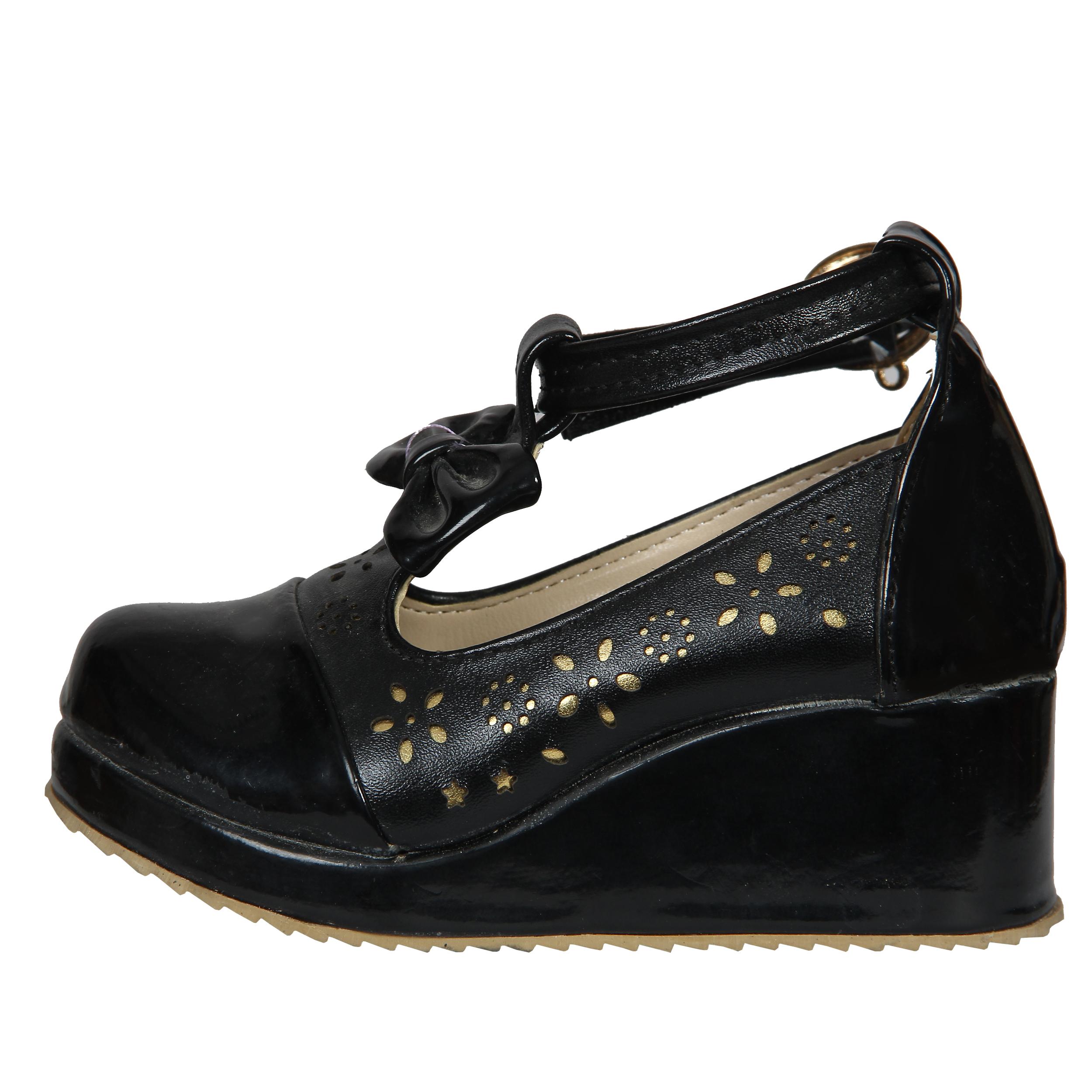 کفش دخترانه مدل پاپیون کد 406040