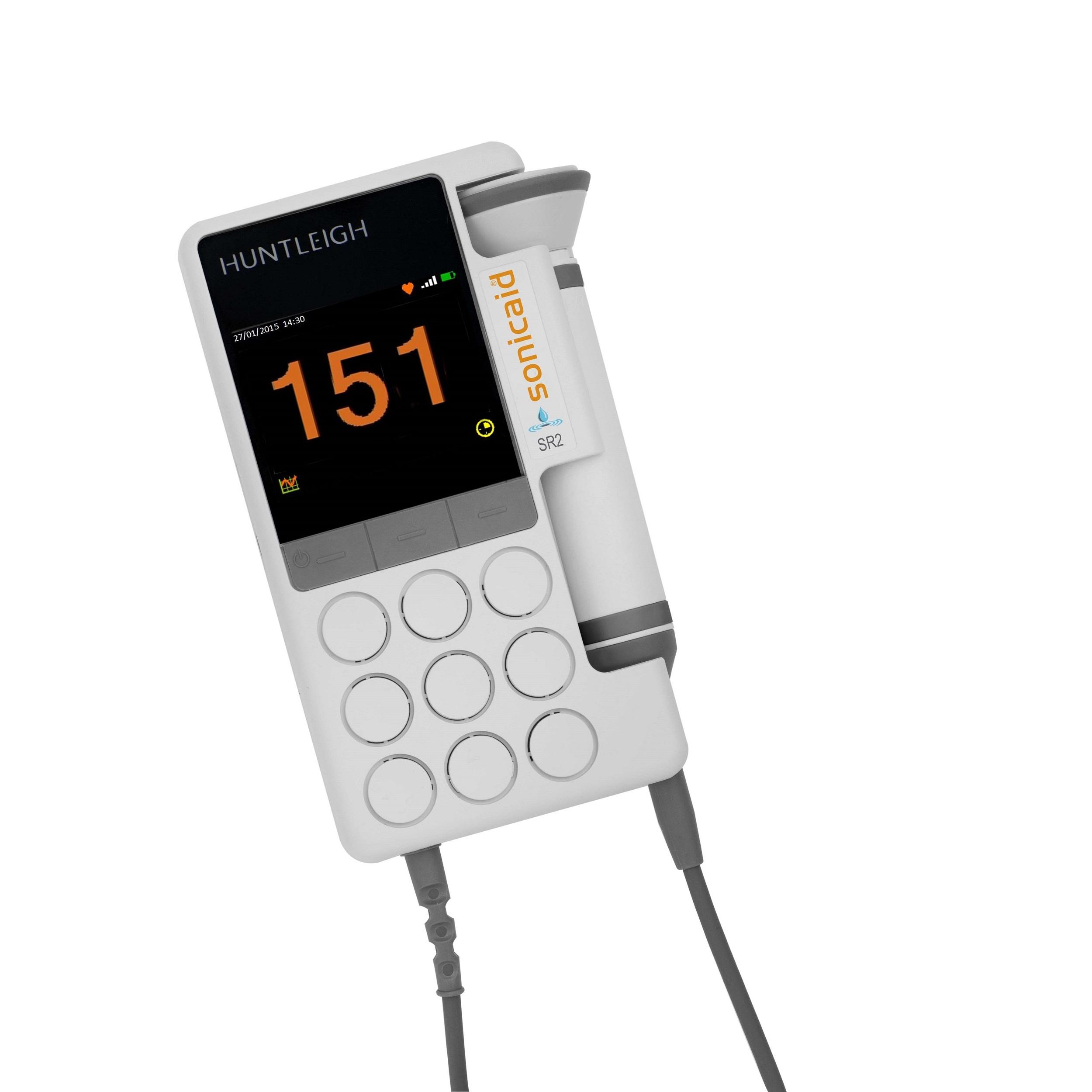 دستگاه شنود صدای قلب جنین هانتلی مدل Sonicaid SR3