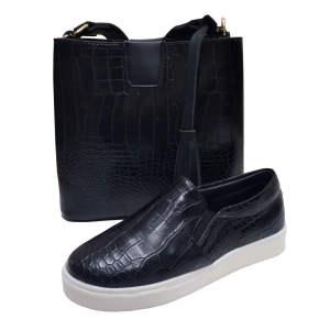 ست کیف و کفش زنانه مدل PST052
