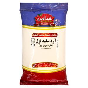 آرد شیرینی پزی ضامن - ۹۰۰ گرم