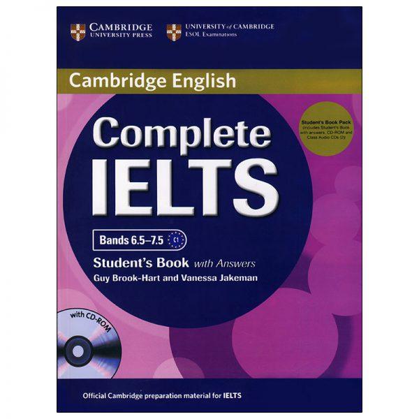 خرید                      کتاب complete IELTS bands 6.5-7.5 اثر Rawdon Wyatt انتشارات زبان مهر