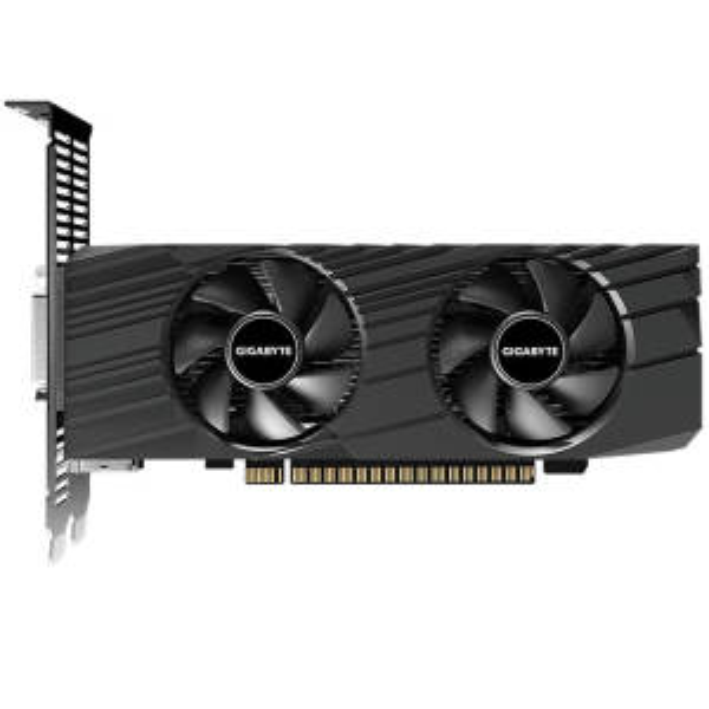کارت گرافیک گیگابایت مدل GeForce® GTX 1650 OC Low Profile 4G