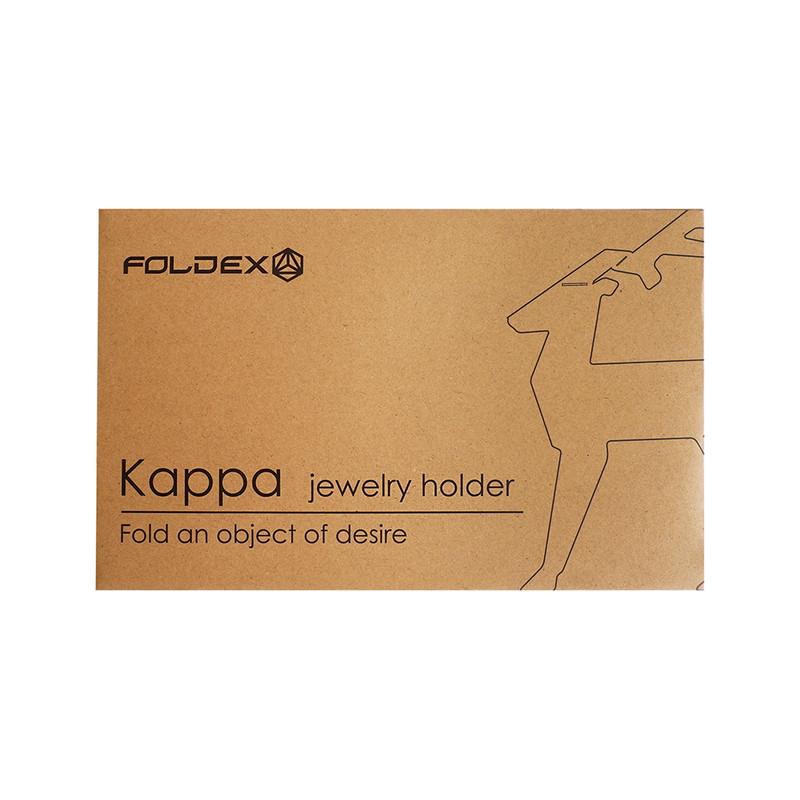 استند جواهرات فولدکس طرح گوزن مدل K.P