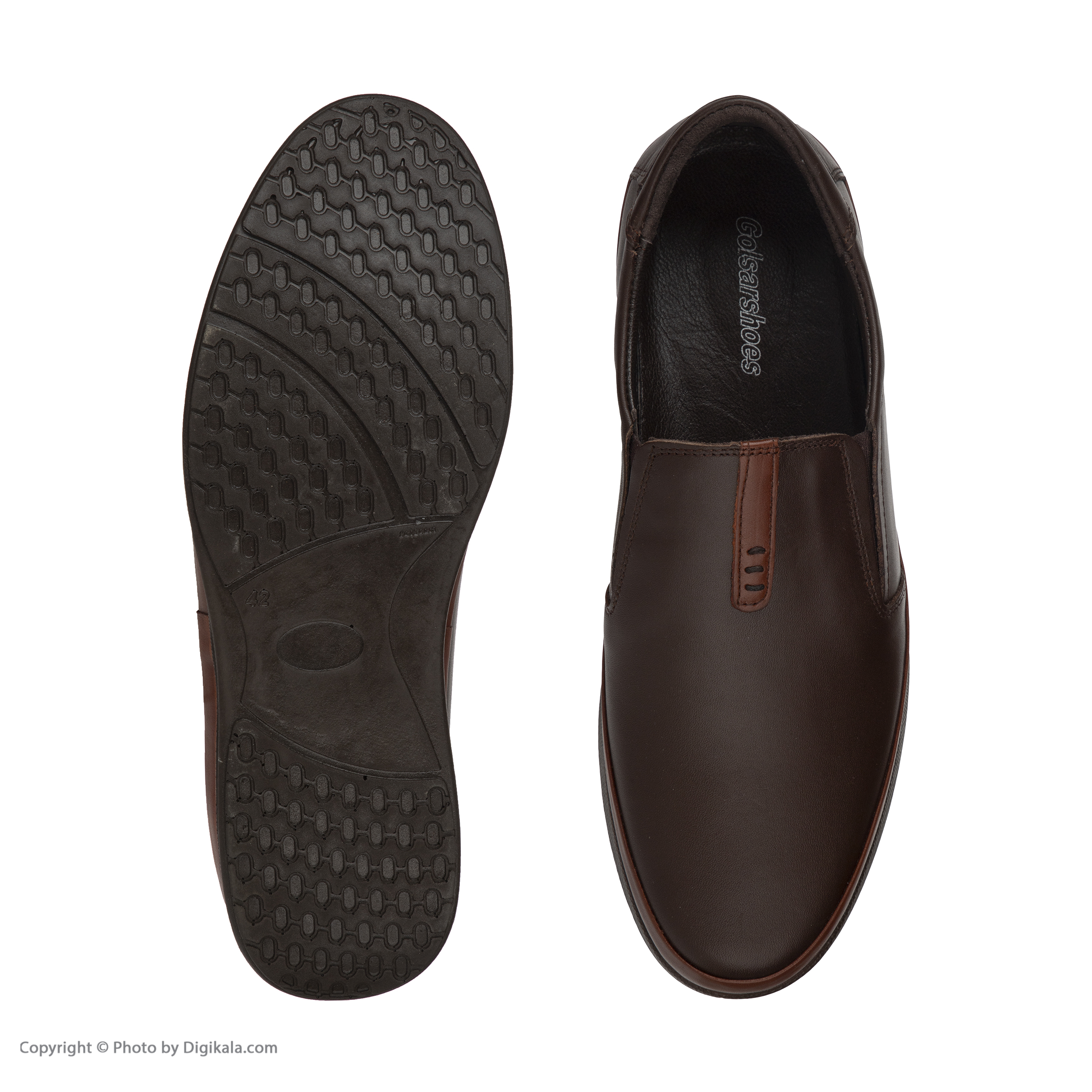 خرید                                     کفش روزمره مردانه گلسار مدل 7019A503130