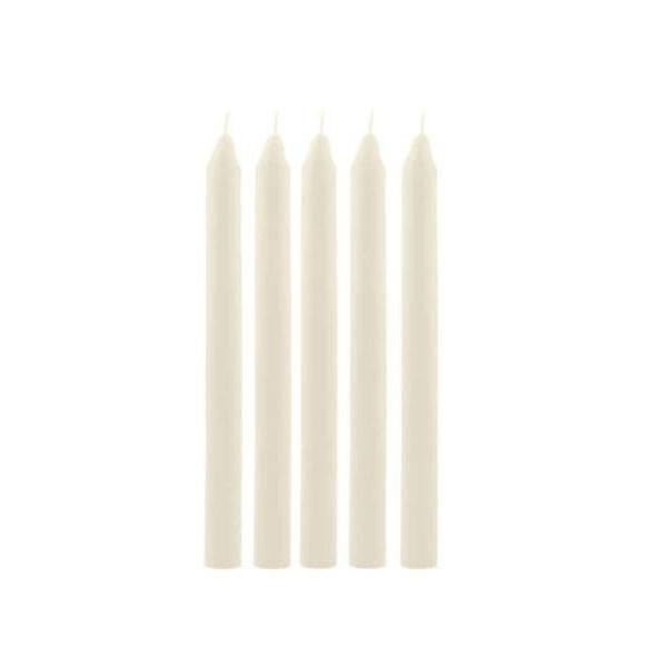 شمع مدل قلمی بسته 5 عددی