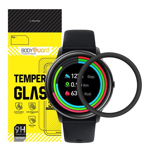 محافظ صفحه نمایش بادیگارد مدل PMMA مناسب برای ساعت هوشمند ایمیلب imilab KW66