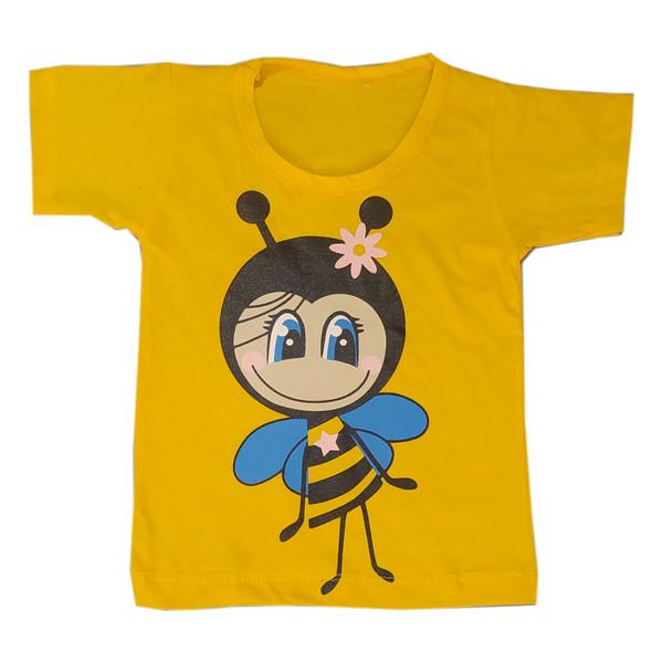تی شرت بچگانه مدل 72531