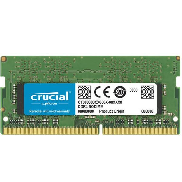 رم لپ تاپ DDR4 دو کاناله 3200 مگاهرتز CL22 کروشیال مدل CT16 ظرفیت 16 گیگابایت