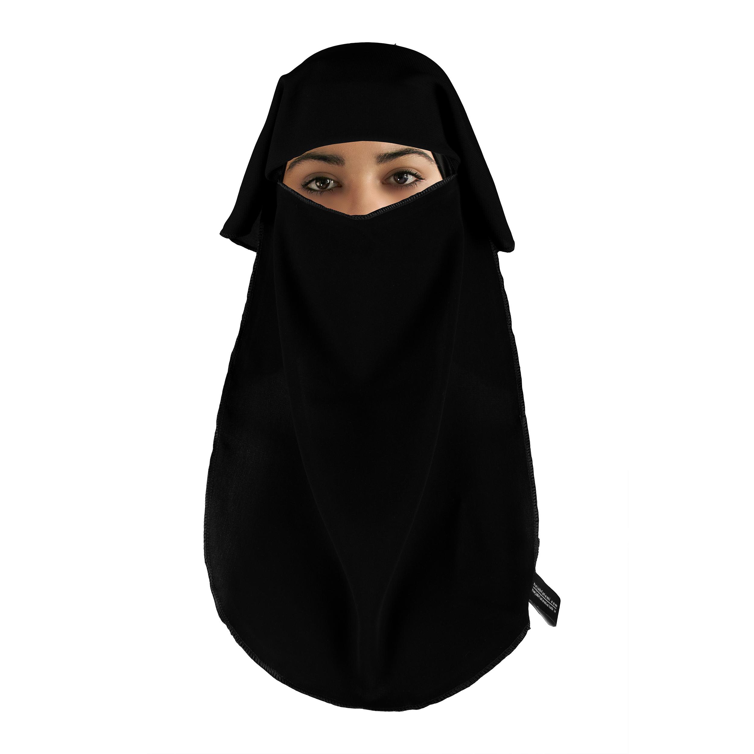 پوشیه حجاب فاطمی مدل 065