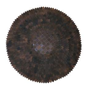 فرش پوست چرم آدوا کد ۰۳
