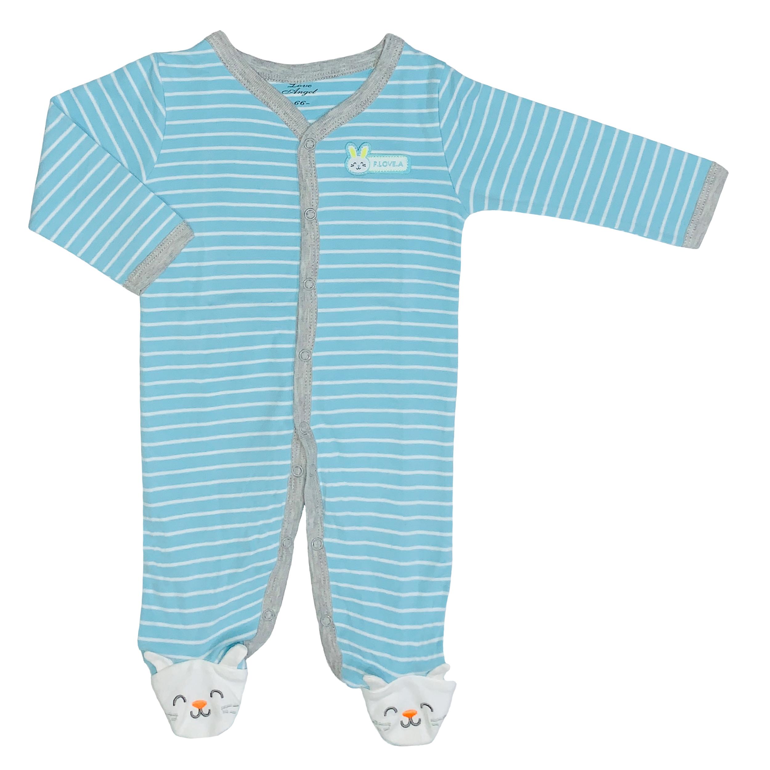 سرهمی نوزادی طرح خرگوش کد FF-193