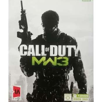 بازی CALL OF DUTY MW3 مخصوص Xbox 360