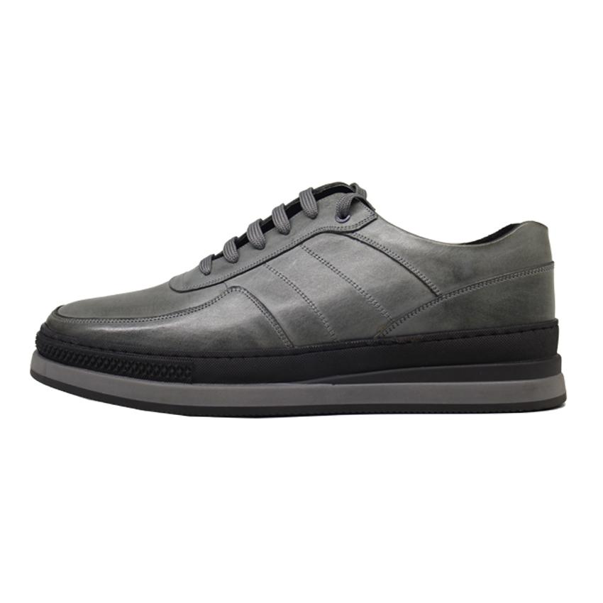 کفش روزمره مردانه چرم آرا مدل sh045 کد t