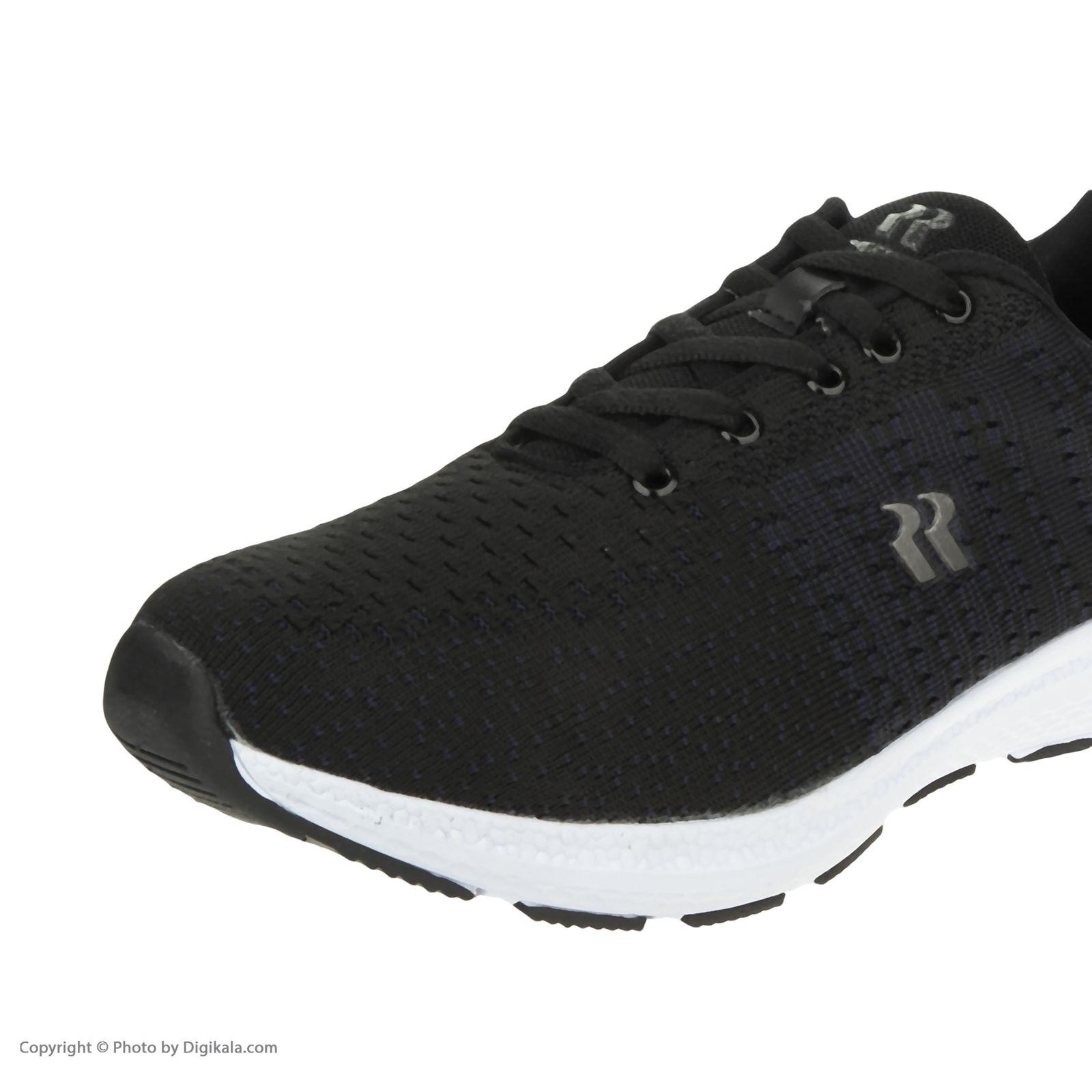 کفش پیاده روی مردانه رومیکا مدل 7r10a-black -  - 4